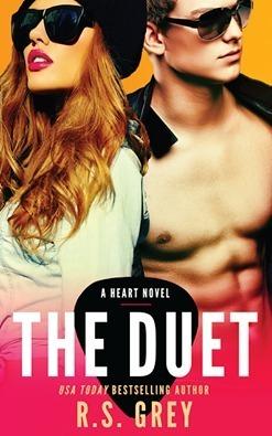 Couverture du livre : Heart, Tome 1 : The Duet