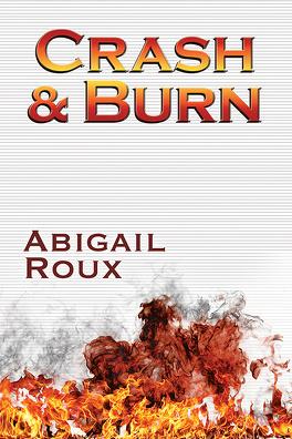 Couverture du livre : La série Ty et Zane, Tome 9 : Crash & Burn