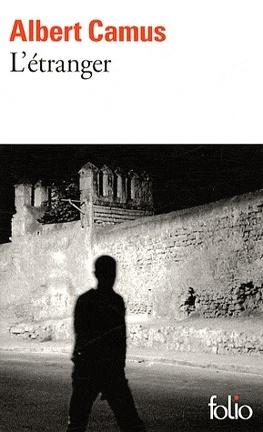Couverture du livre : L'Étranger