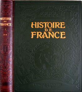 Histoire De France Illustree Tome 2 De 1610 A Nos Jours