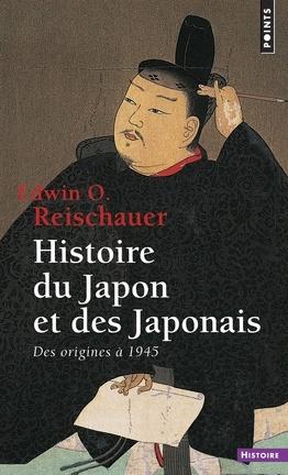 Couverture du livre : Histoire du Japon et des Japonais, Tome 1 : Des origines à 1945