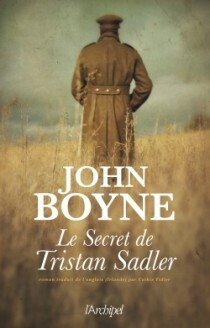 Couverture de Le secret de Tristan Sadler