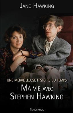 Couverture du livre : Ma vie avec Stephen Hawking