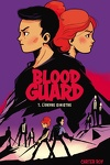 couverture Blood Guard, Tome 1 : L'Ordre Sinistre