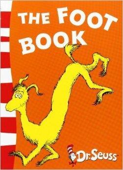 Couverture du livre : The Foot Book