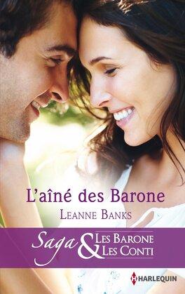 Couverture du livre : Les Barone et les Conti, Tome 1 : L'aîné des Barone
