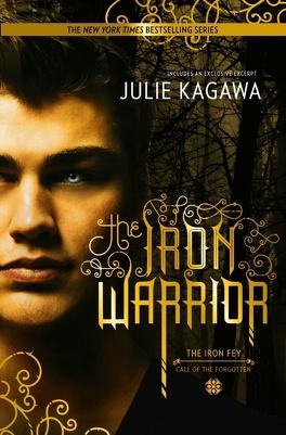 Couverture du livre : Les Nouveaux Royaumes Invisibles, L'Appel des Oubliés, Tome 3 : The Iron Warrior