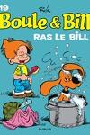 couverture Boule & Bill, tome 19 : Ras le Bill