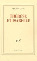 Thérèse et Isabelle