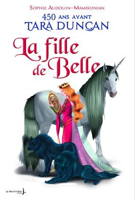 Couverture du livre : La Fille de Belle