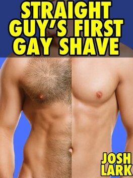 Couverture du livre : Straight Guy's First Gay Shave