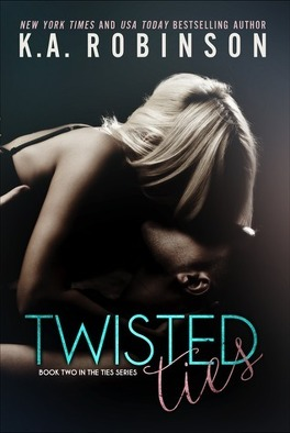 Couverture du livre : Ties, Tome 2: Twisted Ties