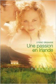 Couverture du livre : Une passion en Irlande