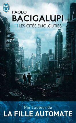 Couverture du livre : Les Cités Englouties