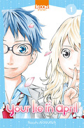 Your lie in april, tome 1