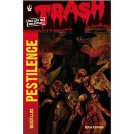 Couverture du livre : Pestilence