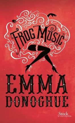 Couverture du livre : Frog Music