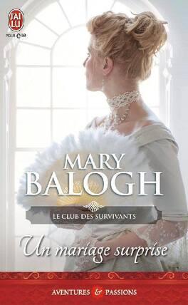 Couverture du livre : Le club des survivants, Tome 2 : Un mariage surprise