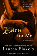 Fighting Fire, Tome 1 : Burn for Me