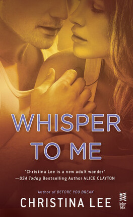 Couverture du livre : Between Breaths, tome 4 : Whisper to Me