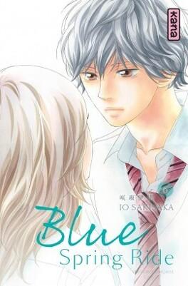 Couverture du livre : Blue Spring Ride, Tome 6