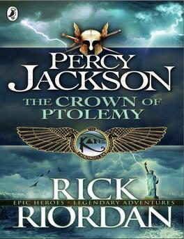 Couverture du livre : La couronne de Ptolémée