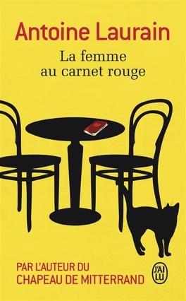 Couverture du livre : La femme au carnet rouge