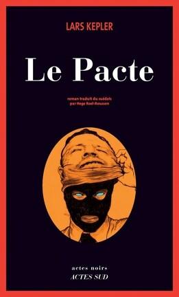 Couverture du livre : Le Pacte