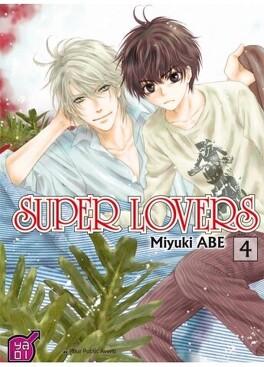 Couverture du livre : Super Lovers, tome 4