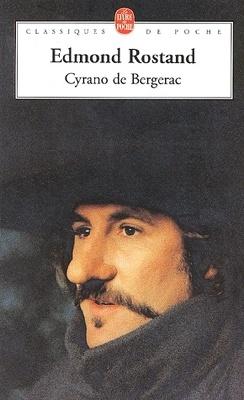Couverture de Cyrano de Bergerac
