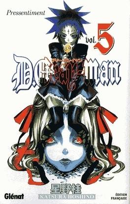 Couverture du livre : D.Gray-Man, Tome 5 : Prémonition