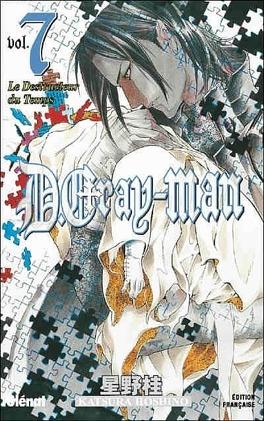 Couverture du livre : D.Gray-Man, Tome 7 : Le Destructeur du temps