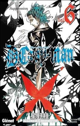 Couverture du livre : D.Gray-Man, Tome 6 : Suppression