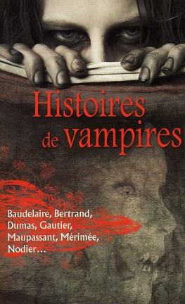 Couverture du livre : Histoires de vampires