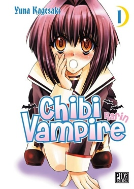 Couverture du livre : Karin, Chibi Vampire, Tome 1