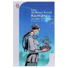 Couverture du livre : Komarr
