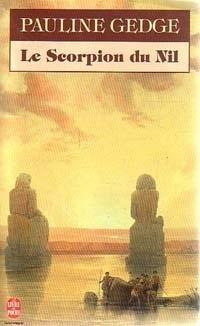 Couverture du livre : Le scorpion du Nil