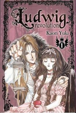 Couverture du livre : Ludwig Revolution, tome 1