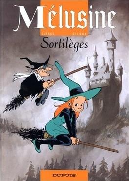 Couverture du livre : Mélusine, Tome 1 : Sortilèges