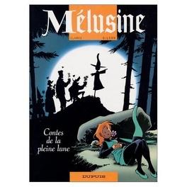 Couverture du livre : Mélusine, Tome 10 : Contes de la pleine lune