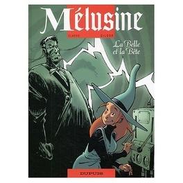 Couverture du livre : Mélusine, tome 12 : La Belle et la Bête