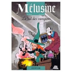 Couverture de Mélusine, Tome 2 : Le Bal des vampires