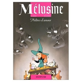 Couverture du livre : Mélusine, Tome 5 : Philtres d'amour