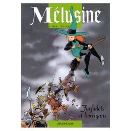 Couverture du livre : Mélusine, Tome 6 : Farfadets et korrigans