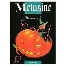 Melusine Tome 8 Halloween Livre De Clarke Francois Gilson