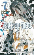 D.Gray-Man, Tome 7 : Le Destructeur du temps