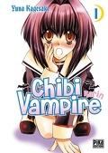 Karin, Chibi Vampire, Tome 1