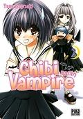 Karin, Chibi Vampire, Tome 2