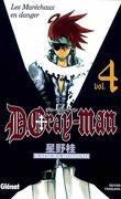 D.Gray-Man, Tome 4 : Les Maréchaux en péril
