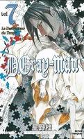 D.Gray-Man, Tome 7 : Le Destructeur du temps